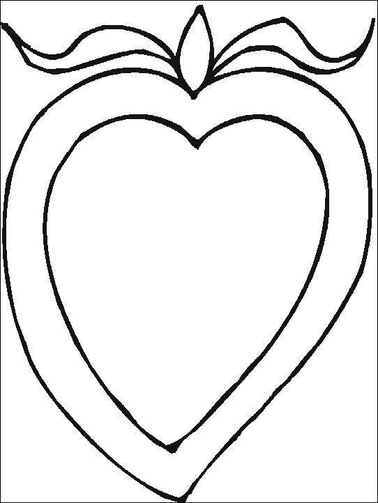 Kleurplaat Valentijnsdag