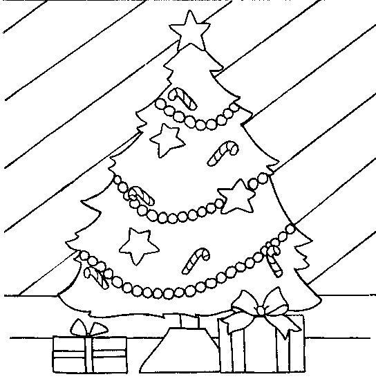Pakjes onder de Kerstboom